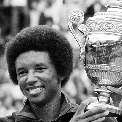 Arthur Ashe: More than a Champion